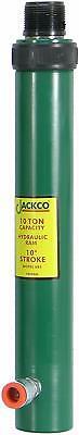 Jackco 10 Ton Capacity 10 Stroke Hydraulic Ram.