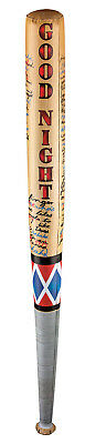 SUICIDE SQUAD - Harley Quinn Inflatable 'Good Night' Baseball Bat Replica (Ikon)