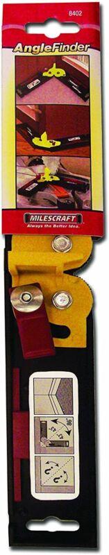 Milescraft Inc. 8402 Anglefinder Miter Angle Finder Measuring Equipment New