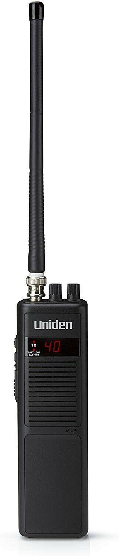 Uniden PRO401HH Professional Series 40 Channel Handheld CB R