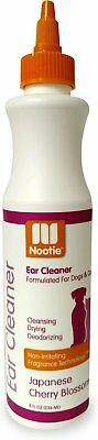 (nootie Japanese Cherry Blossom Dog & Cat Ear Cleaner, 8-oz bottle  Free Shipping)