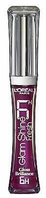 L'Oréal Paris Glam Shine 6h Fresh Cassis Collection