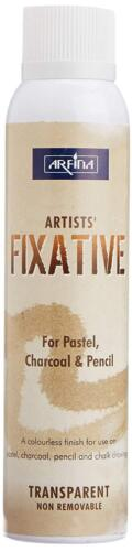 Camel Camlin Kokuyo Artists Fixative Spray  200 ml x 2  Spray bottle DHL EXPRESS
