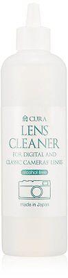 CURA Optical Lens Cleaner 300ml liquid alcohol-free CLC-300 camera fast shipping