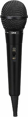 NOS Avlex AVS80 Dynamic Microphone Free Shipping