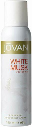Jovan+White+Musk+Body+Spray+For+Women%2C+150ml+-Helps+you+stride+with+confidence