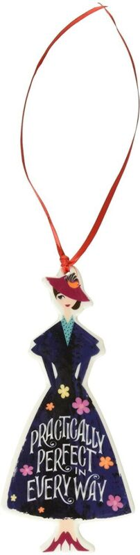 Lenox Disney Mary Poppins Returns Practically Perfect Ornament (NEW IN BOX)