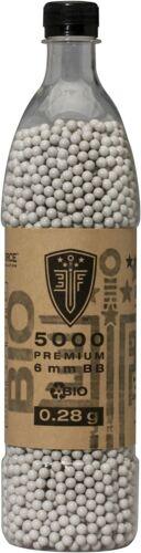 Umarex Elite Force .28 Gram 6mm Biodegradable Airsoft BBs - 5000 Count