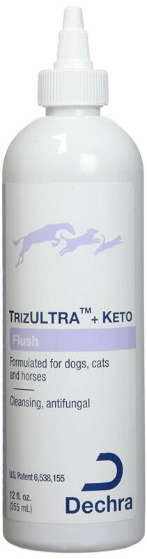 Dechra TrizULTRA + KETO FLUSH, 12 OZ