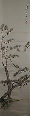 Rollbild Japan Gemälde Bild Kakemono Makuri Kakejiku Scroll Asia 068