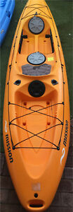 13FT MISSION CATCH 390 SIT ON TOP KAYAK - FISHING KAYAK - KAYAK