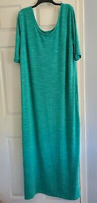 Mossimo Long Maxi Dress Women's Size 3X (Pre-owned)
