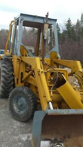Wanted parts for a 1979 International Rubber tire Backhoe