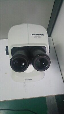 Used Olympus Sz61 Stereo Zoom Microscope Tested Nk