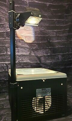 Vintage Da-lite G-100 Overhead Projector Tested Working