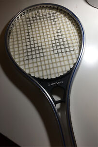 Vintage advance badminton racket