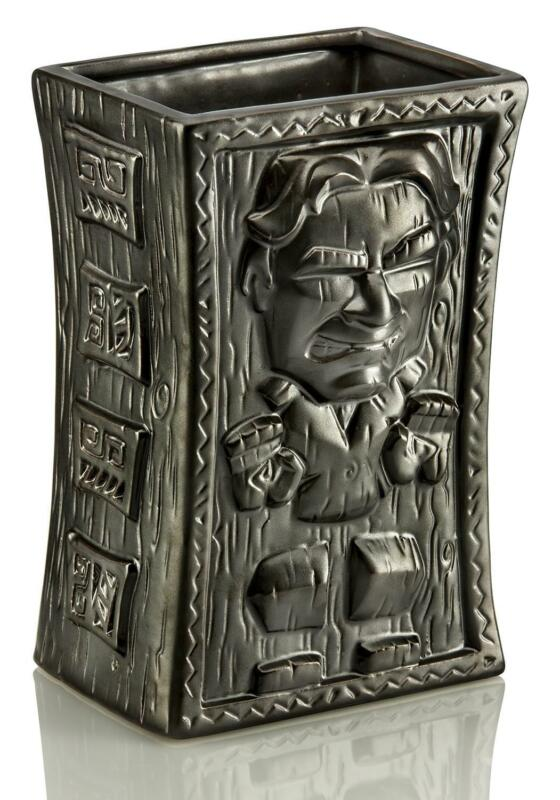 Geeki Tikis Star Wars Han Solo In Carbonite Ceramic Mug | Holds 60 Ounces