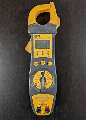 Ideal 61-702 Clamp Meter 200 Amp - Tested Cleaned Sanitized