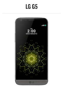 LG G5 H860 32GB Titan Grey Android smart phone Adelaide CBD Adelaide City Preview