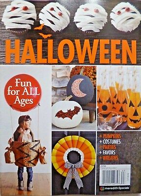 MEREDITH SPECIAL MAGAZINE: HALLOWEEN (2016) NEW - FREE SHIP!](Halloween Meredith)