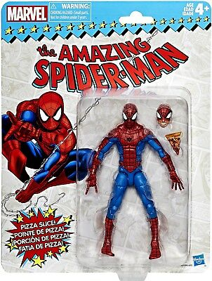 Marvel Legends - Vintage Series - Spider-Man - Light Wear