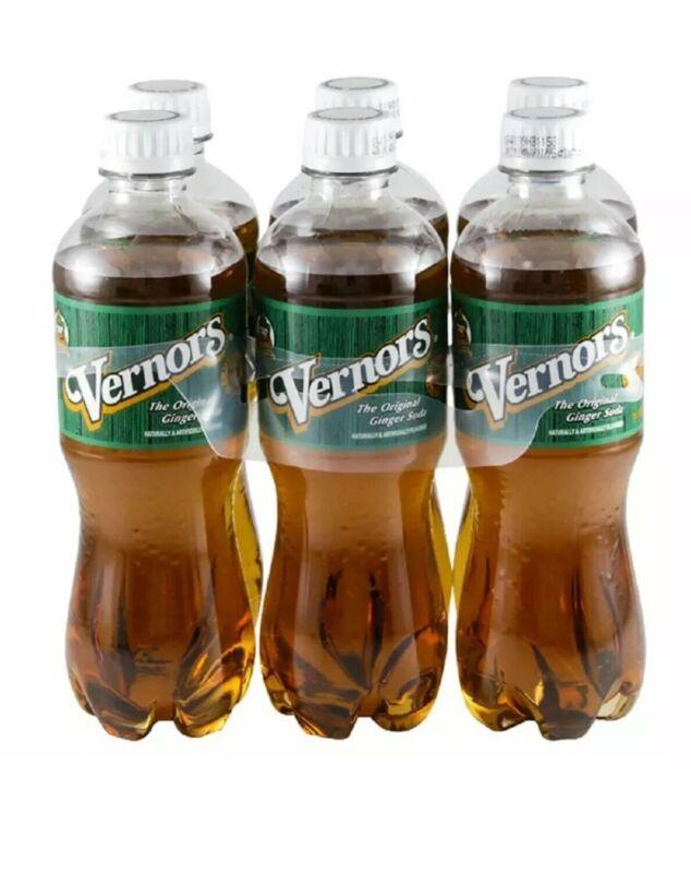 Vernors ginger soda (ale), The Original 6 pack