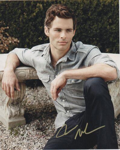 James Marsden Autographed Signed 8x10 Photo COA R3M