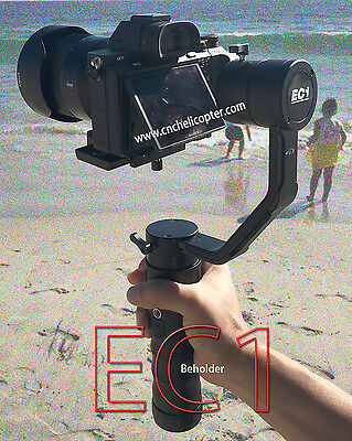 Beholder EC1 Encoder Camera Stabilizer for A7SII a6300 canon 5d3 5d4 6d 7d
