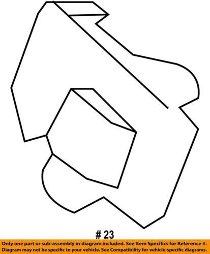 FORD OEM-MAP Manifold Absolute Pressure Sensor 1S7Z9F479AD
