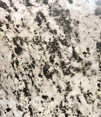 Waterproof Countertop Self-Adhesive Film Black White Grey Ma