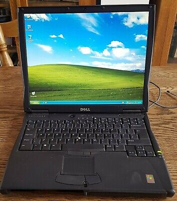 Laptop Dell Latitude C540