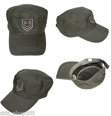 OD Green Adjustable Hat BaseBall Cap - Cadet style ,great gift