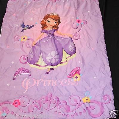 Disney Sofia the First Princess 4 pc TODDLER girls bedding s