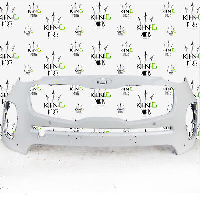 KIA SPORTAGE MK4 QL 2015 2016 2017 WHITE FRONT BUMPER GENUINE 86511 F1000A4366