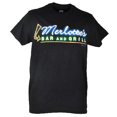 True Blood Merlottes Bar (HBO True Blood Merlottes Bar And Grill TV Show Vampire Drama Tshirt Tee )
