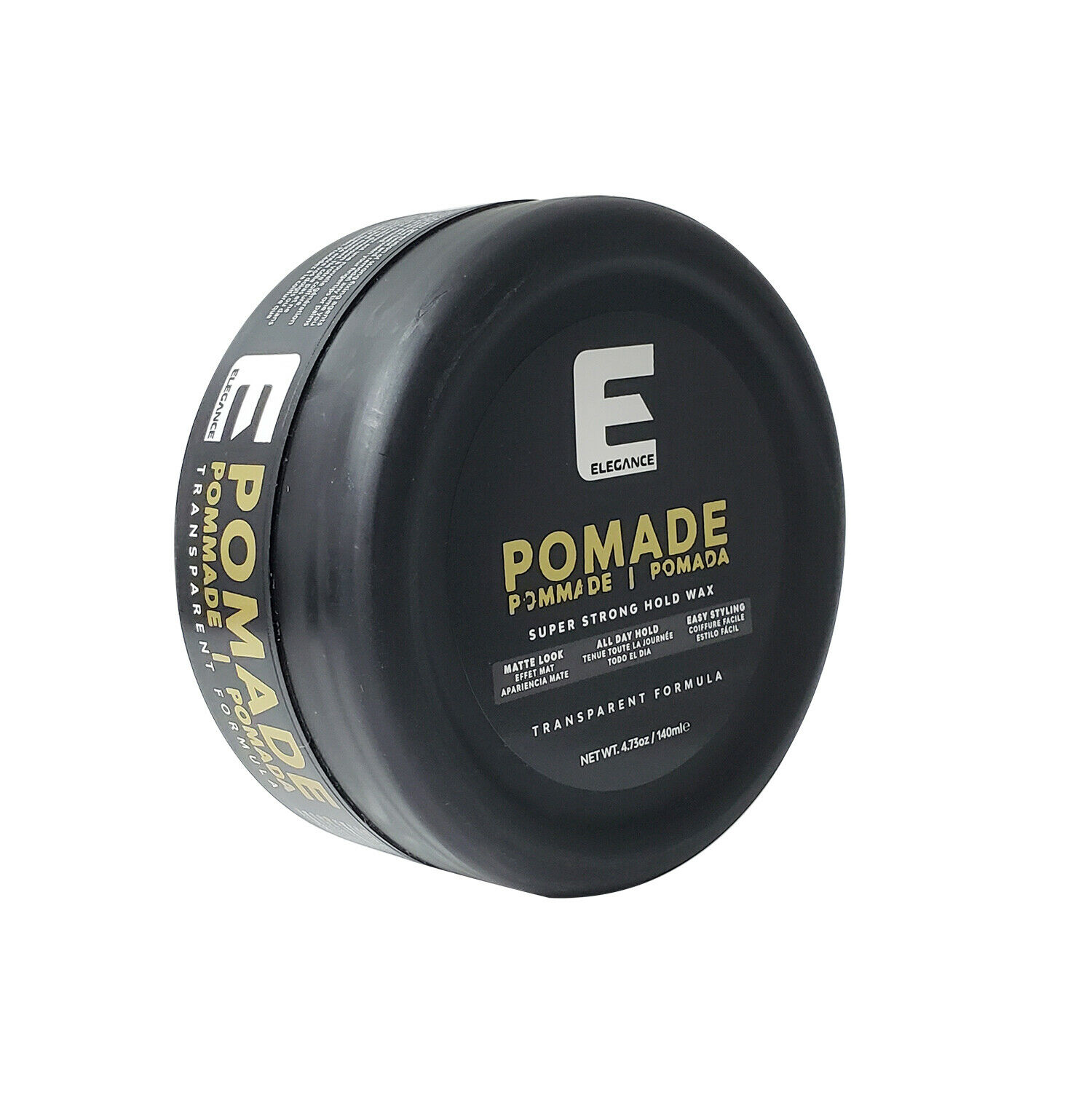 "Elegance by SADA PACK Transparent Pomade Hair Wax 5oz – ""FREE SHIPPING"" Hair Care & Styling"
