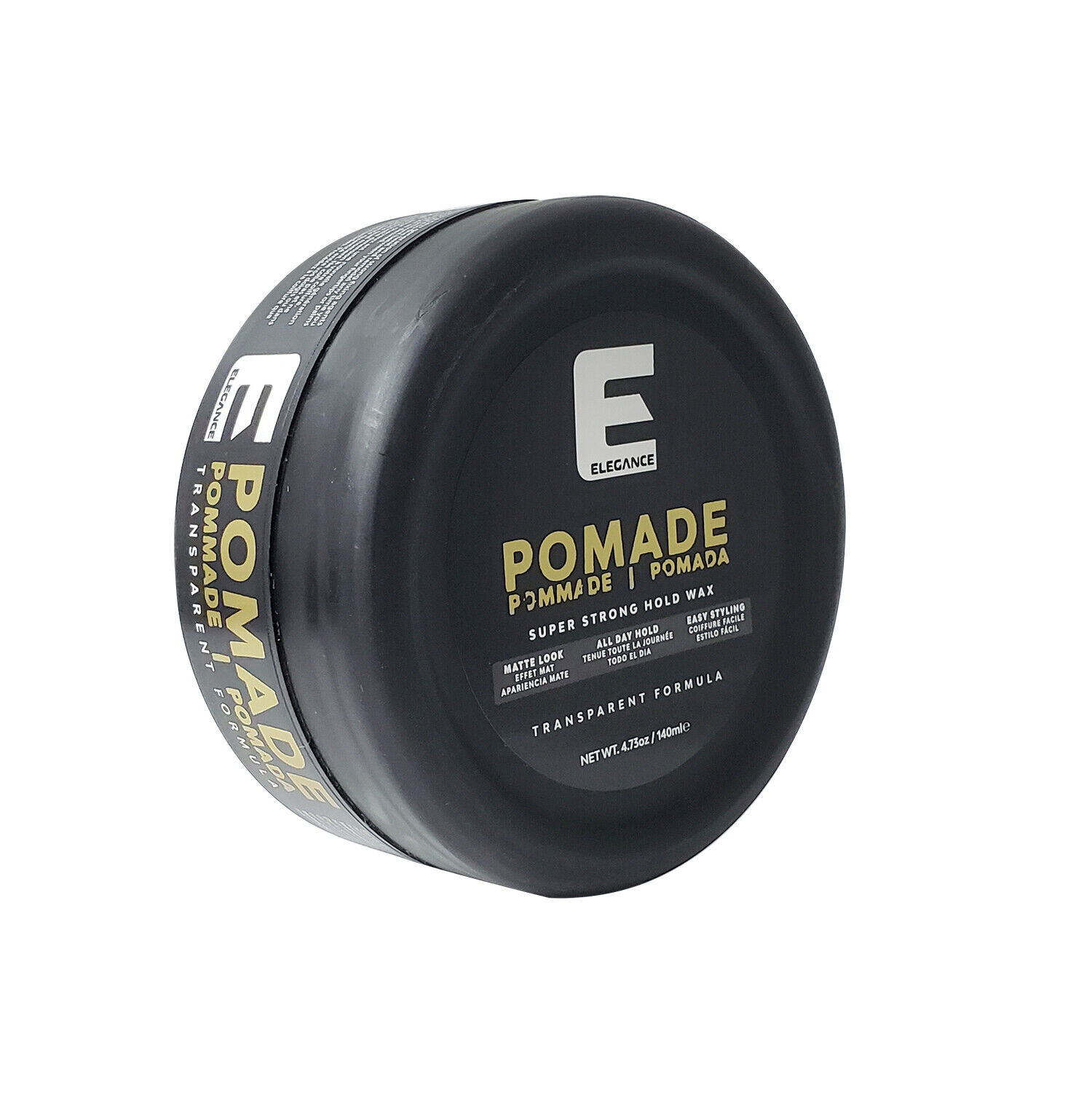 Elegance by SADA PACK Transparent Pomade Hair Wax 5oz Hair Care & Styling