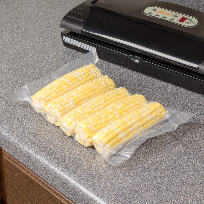 FoodVacBags Vacuum Sealer Bags - Various Sizes - Food Saver