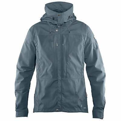 Fjallraven Keb Mens Jacket - Dusk All Sizes