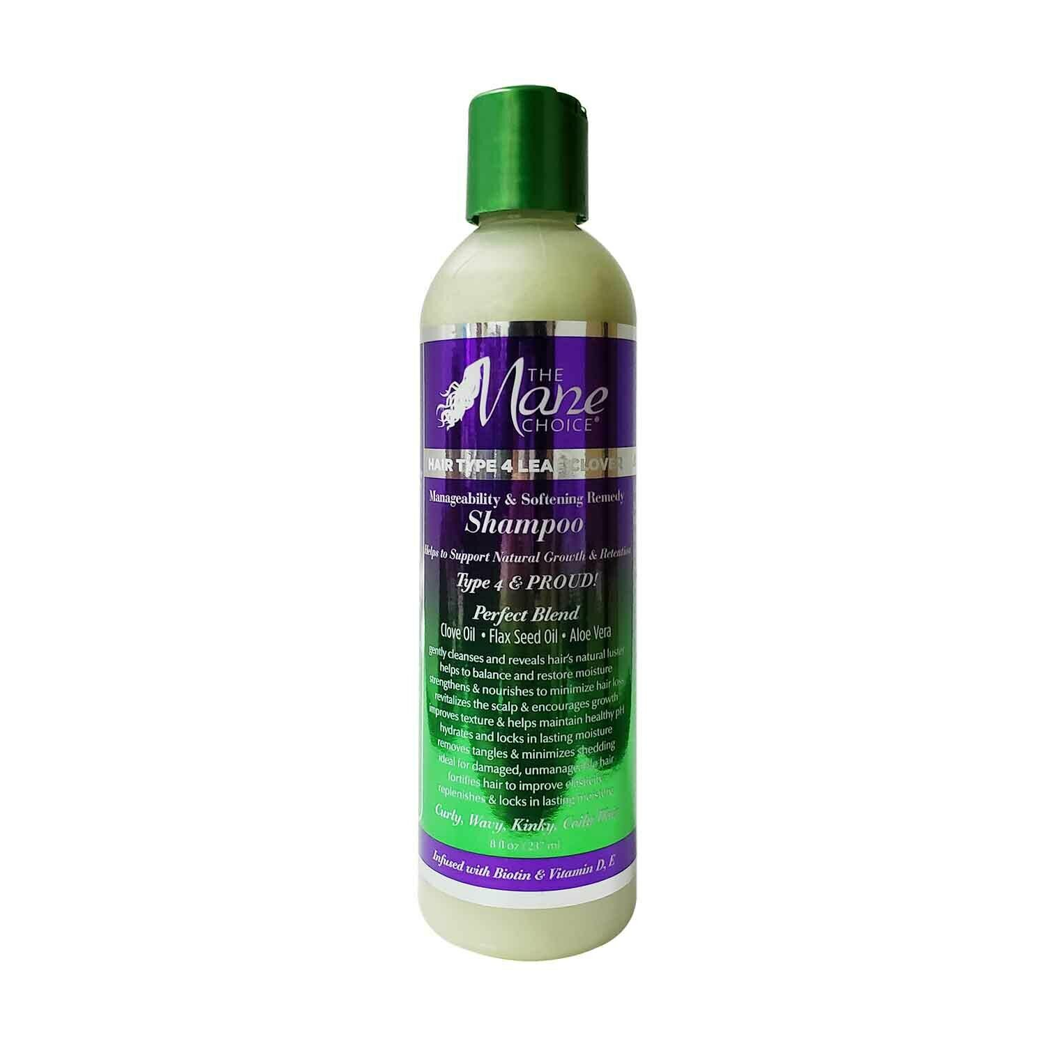 "The Mane Choice Hair Type 4 Leaf Clover Shampoo 8 Oz. - ""Fre"