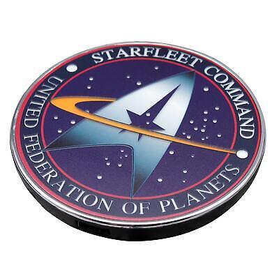 Star Trek Starfleet Command Qi Wireless Charger