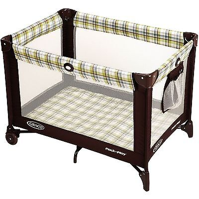 Graco Pack n Play Playard Baby Travel Portable on Go Playpen Ashford *BRAND NEW*