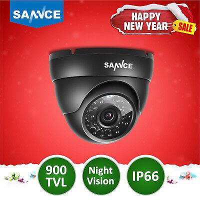 SANNCE HD 900TVL Aussen Innen Kamera CCTV Überwachungskamera IR Cut Nachtsicht