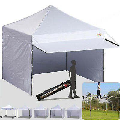 ABCCANOPY 10x10  Easy Pop up Canopy Tent A3 Package Awning (Tent Package)