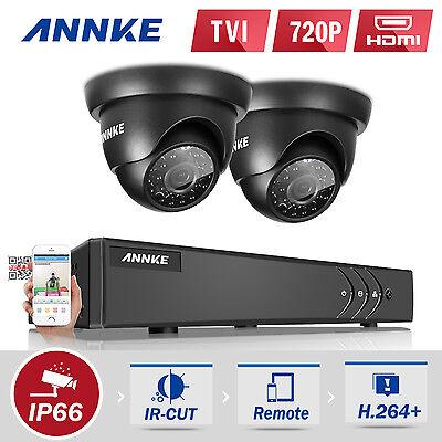 1500TVL 4CH Set 720P Videoüberwachung CCTV HDMI DVR Kamera Sicherheitssystem KIT