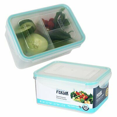 Bento Box for Kids Lunch Box - Small Meal Prep Containers Po