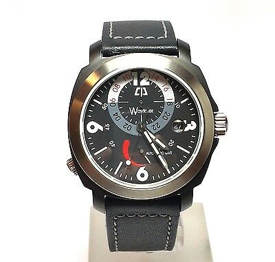 "Anonimo ""Wayfarer II GMT"" Watch *NEW"