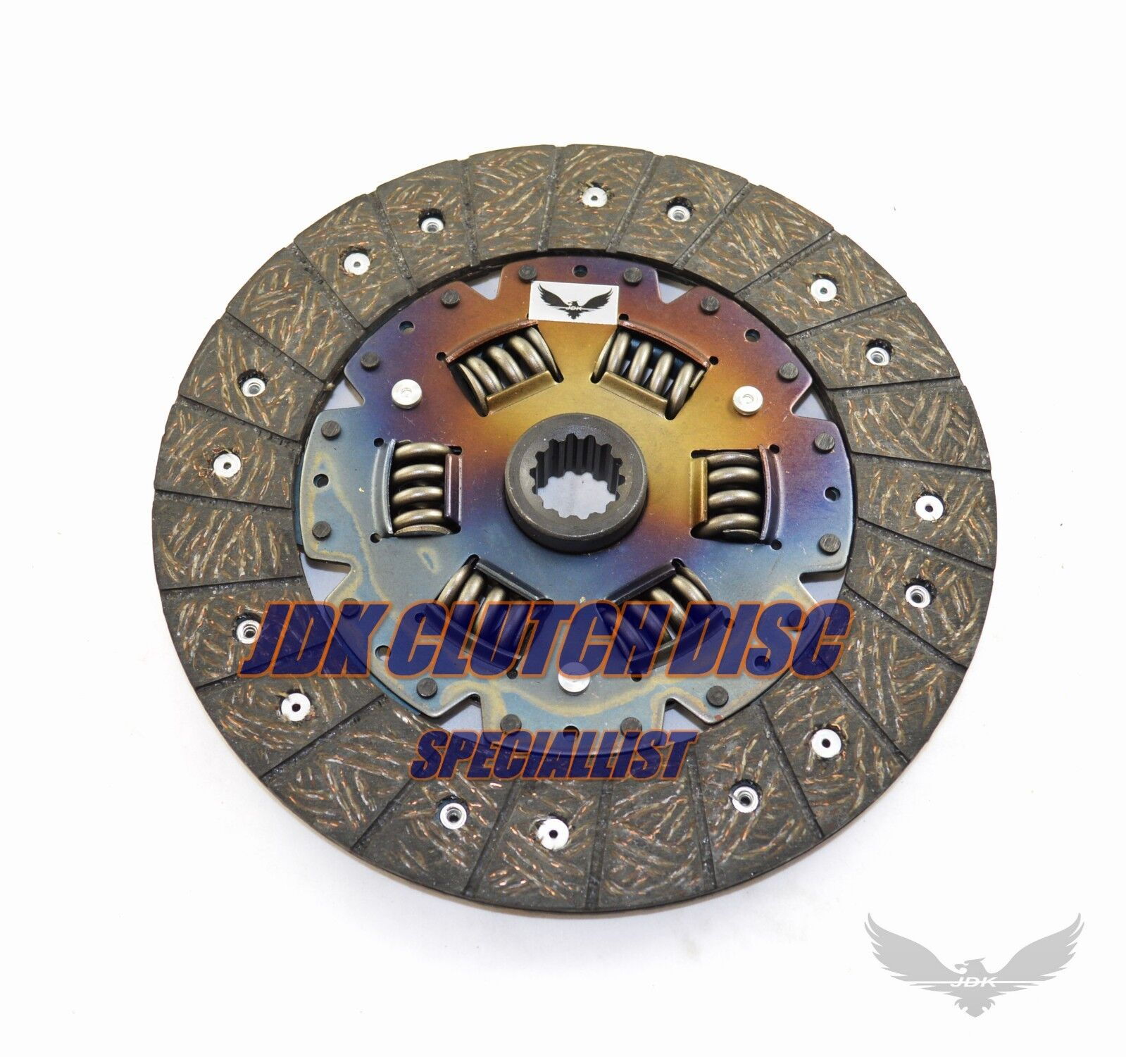 JDK 2007 2009 PONTIAC G5 GT LS SE DOHC STAGE2 PERFORMANCE CLUTCH DISC 8 7/8