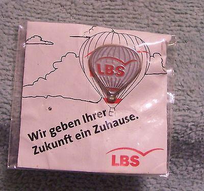 LBS BALLOON PIN