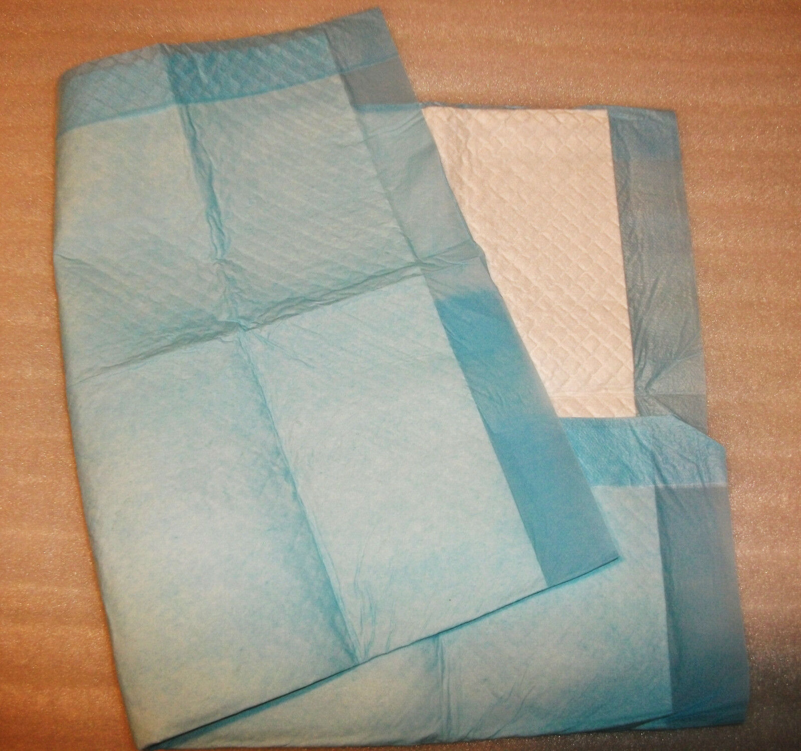 10 CT 22 x21.5 Disposable Pet Puppy Dog Cat Underpad WEE WEE PEE Training Pads  - $6.00